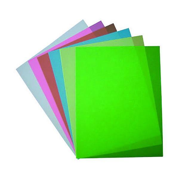 Lapping Film Aluminium Oxide 1.0 Microns Light Green (H) 280mm x (W) 215mm (50)