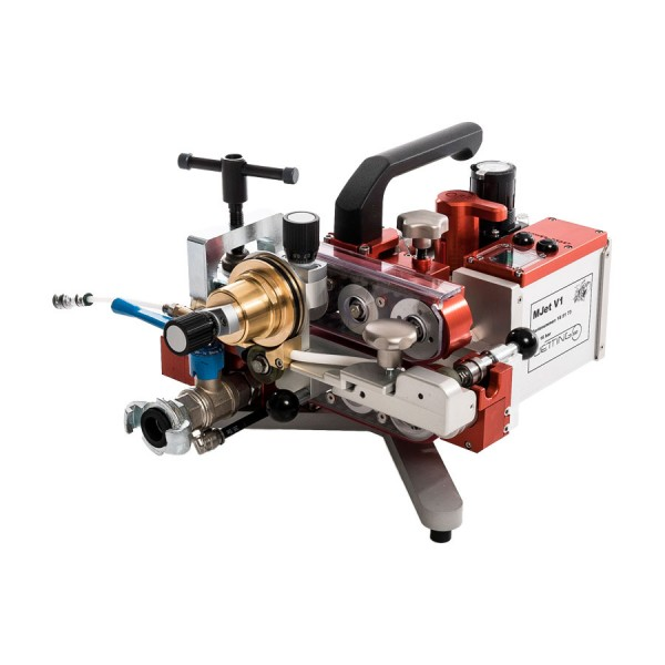 MJet V1 Machine Pneumatic 20Bar 550N 0.8-16mm Cable 7-40mm Duct Weight 9Kg