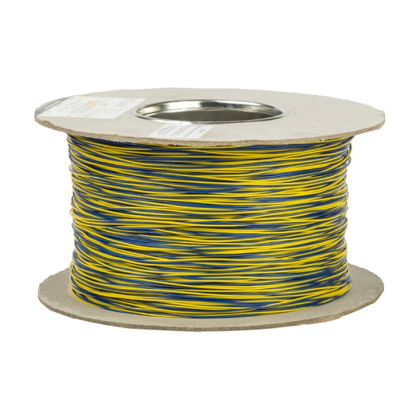 Jumper Wire CW1321 1 Pair Blue/Yellow (L)500Mtr