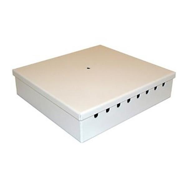 Fibre Optic Breakout Box Tamper Proof 16 Way MM ST Simplex