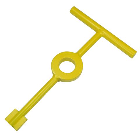 Key Lifting Manhole Cover