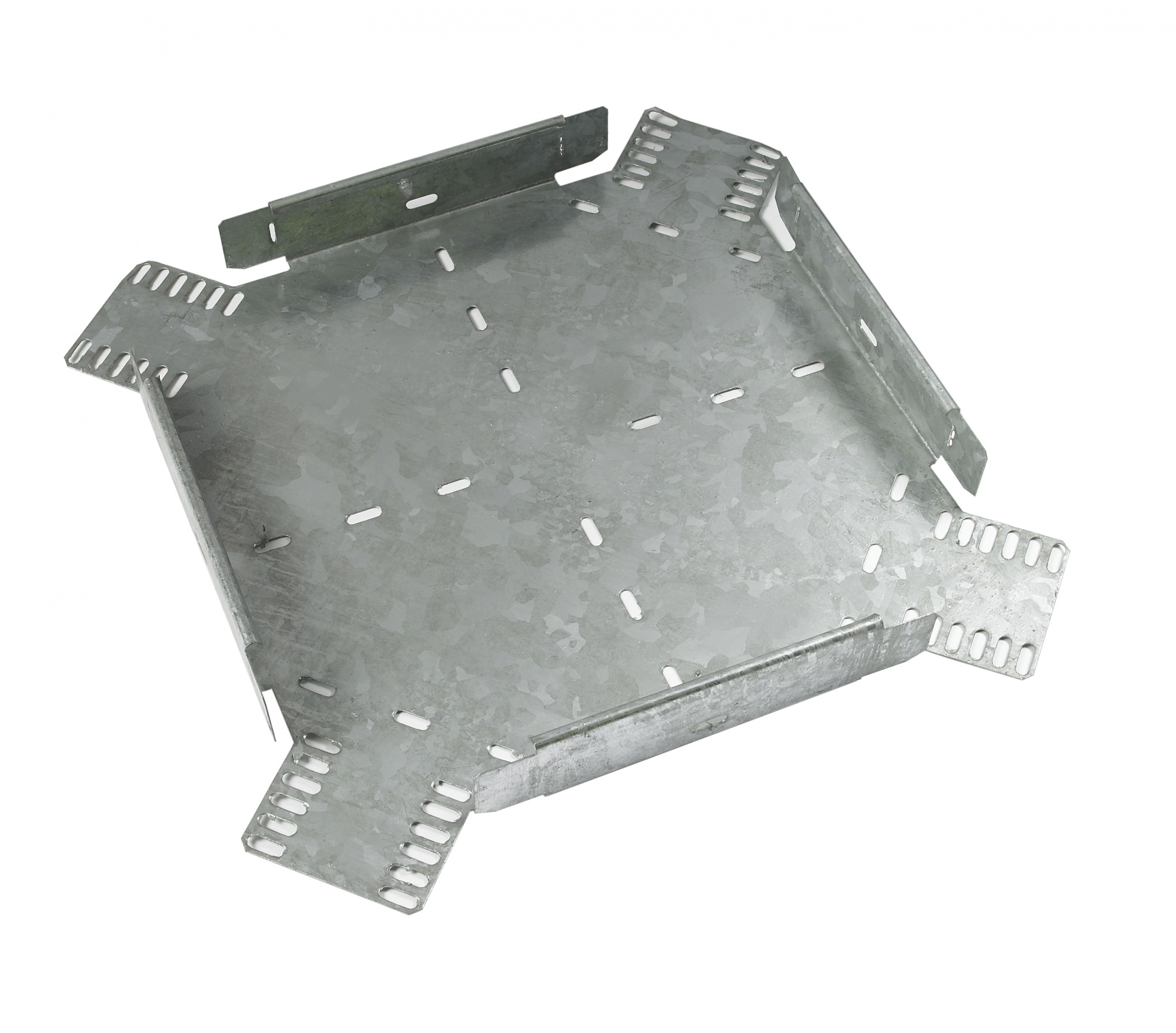 Unistrut Cable Tray Flat Equal Crosses