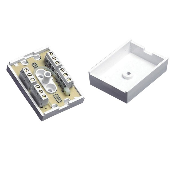 Block Terminal 77B 3 Pair Screw/Screw (H)56mm x (W)42mm x (D)23mm