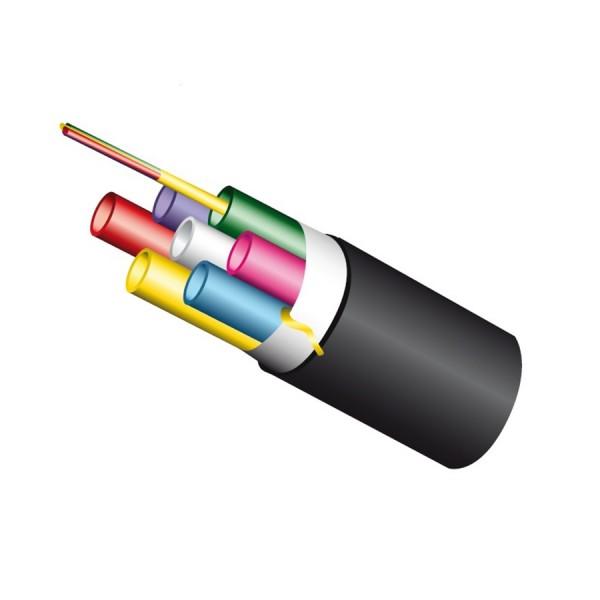 Blown Fibre Tubes HDPE External Duct Grade 4 Tubes Black (Dia)16.5mm