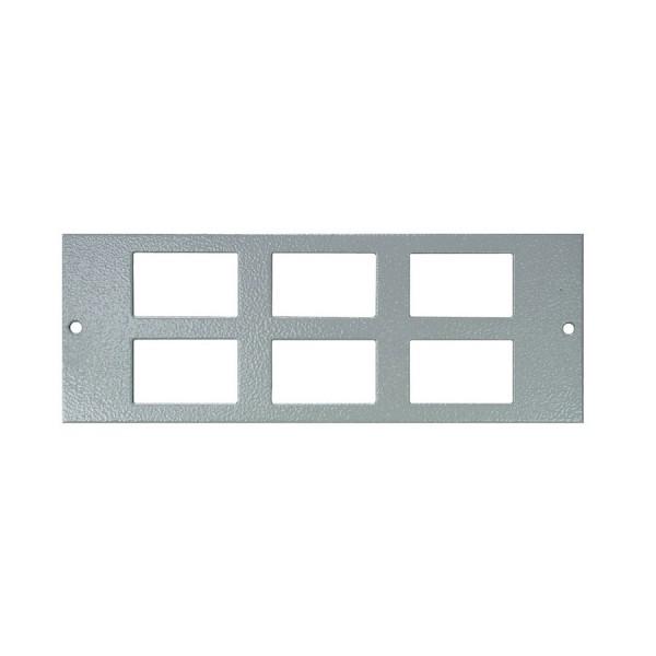 4 Way Floor Box Accessory Plates
