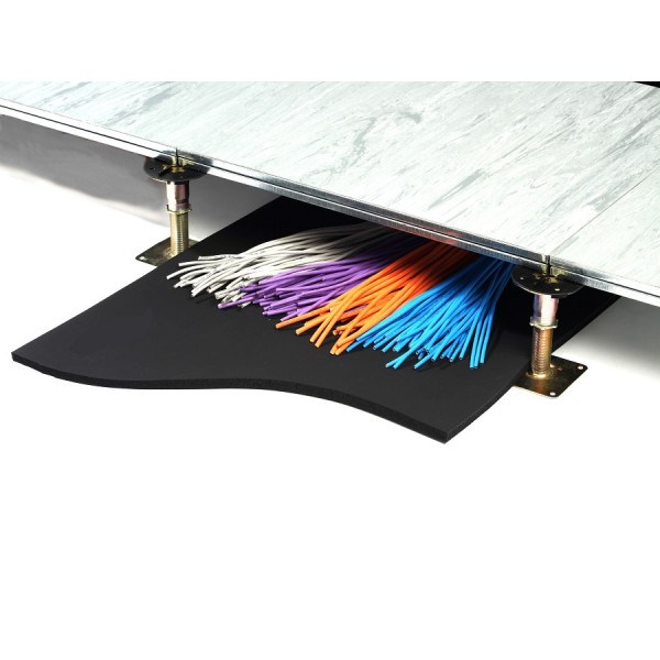 Floor Matting '0' Class 13mm x 200mm Black 14m