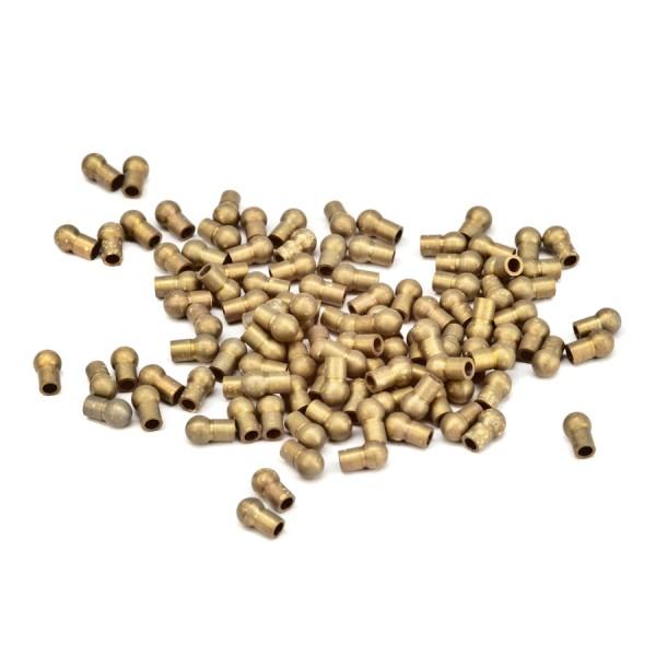 Blown Fibre Blowing Beads (100)