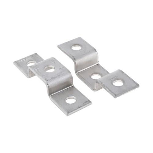 Channel Bracket U Shaped Hot Dip Galvanised Steel P4047 (W) 137mm x (D) 21mm