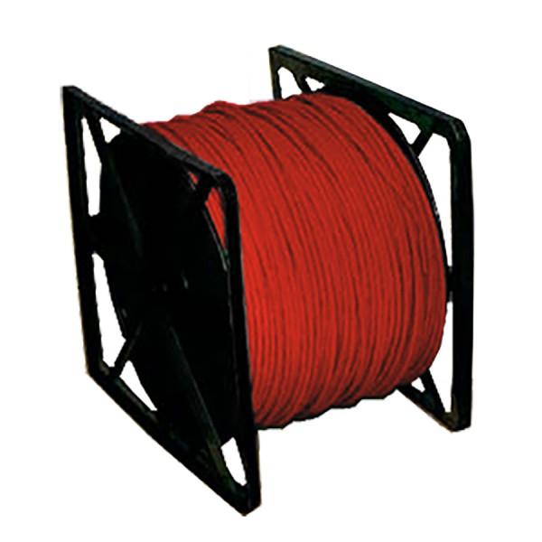 Cat5E Data Cable Stranded U/UTP PVC 4 Pair Red 305m