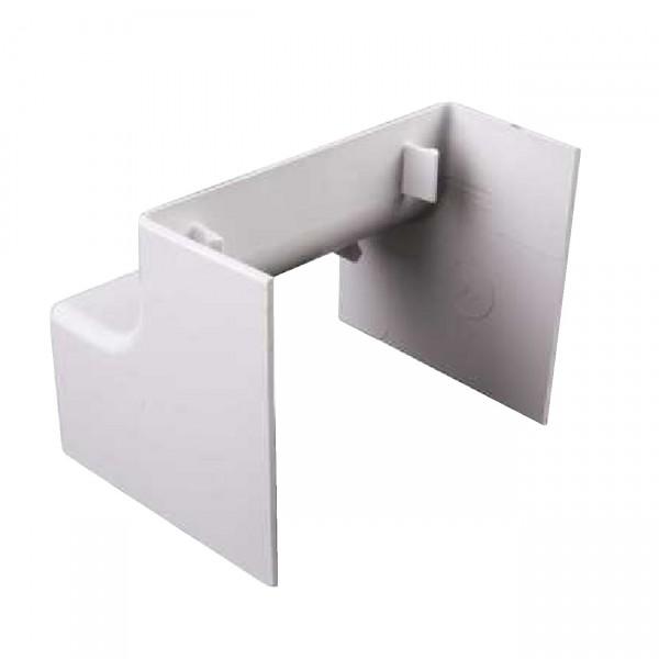Dado Trunking Consort (106) Internal Angle White