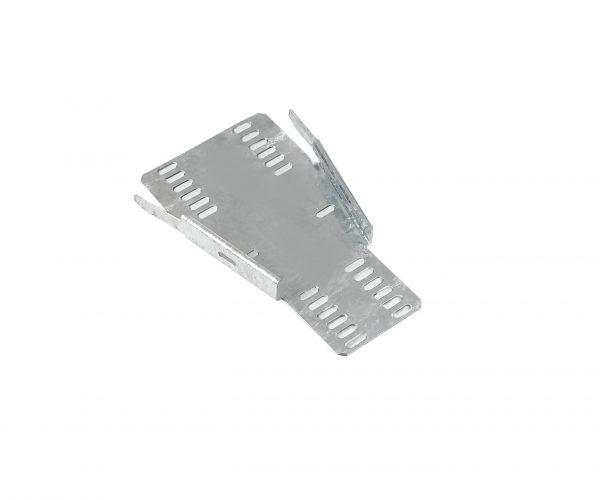 Cable Tray Reducer Medium Duty Pre-Galvanised 150mm – 100mm TUMSR150/100PG