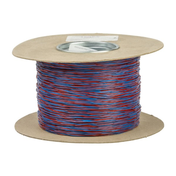 Jumper Wire CW1321 1 Pair Red/Blue (L)500Mtr