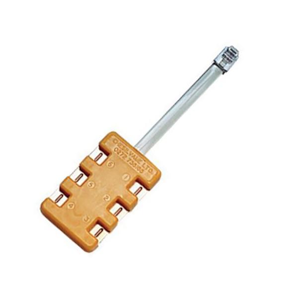 Jack Test Adaptor CC/631A 6 Wire – RJ11