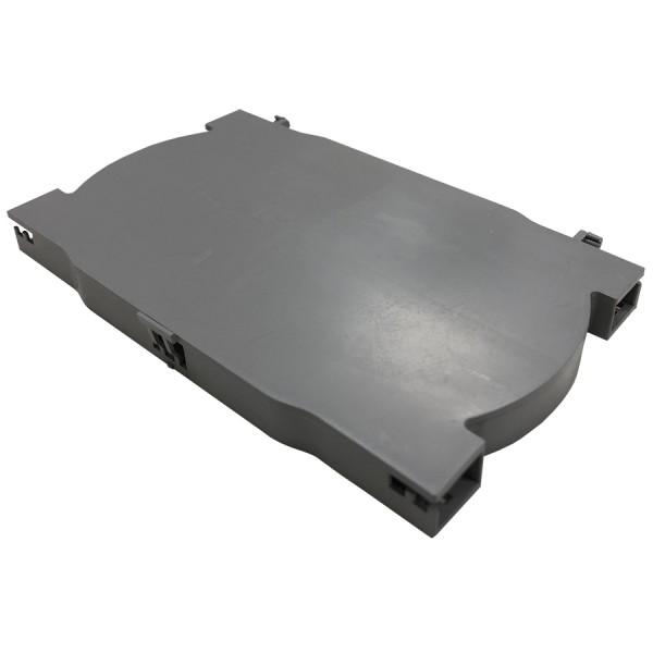 Fibre Splice Tray 12/24F Grey (H) 17mm x (W) 102mm x (L) 160mm