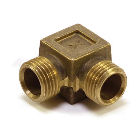 Connector Compression No.1 1/4″ x 1/4″ Elbow
