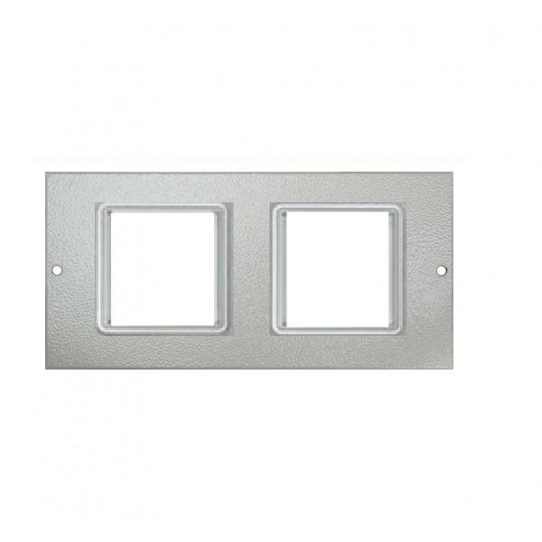 3 Way Floor Box (Shallow & Deep) Accessory Plates