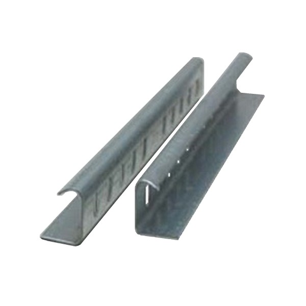 Cable Tray Flanged Coupler Pre-Galvanised TUM/WCPG (pair)