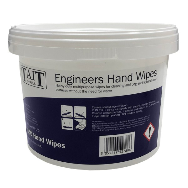 Anti Bac Hand & Surface Wipes HW150