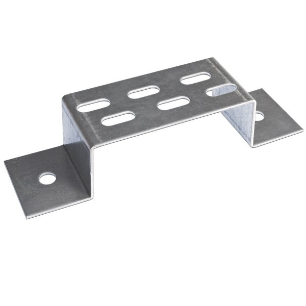 Cable Tray Bracket Stand Off Pre-Galvanised ASOB4 (W) 100mm