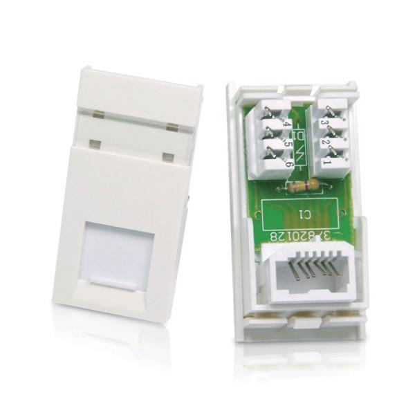 Voice Module Secondary Euro White