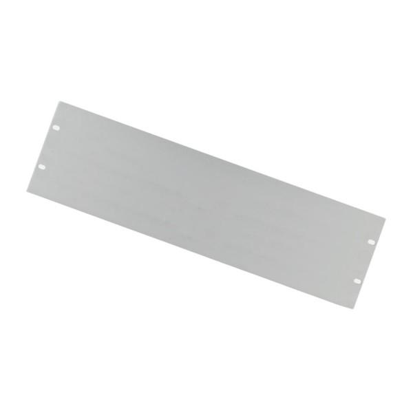 Blanking Panel Plain 3U 19″ Grey