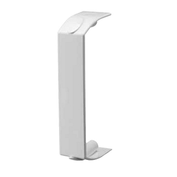 Dado Trunking Consort (105) Joint Cover White