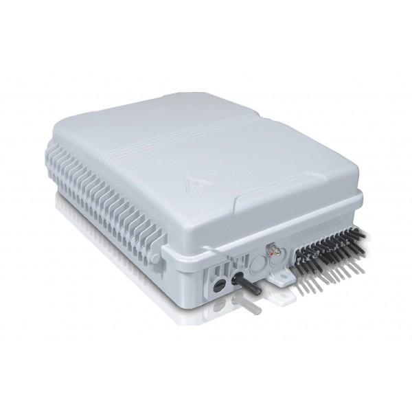 Fibre Optic Breakout Box IP54 24 Fibre