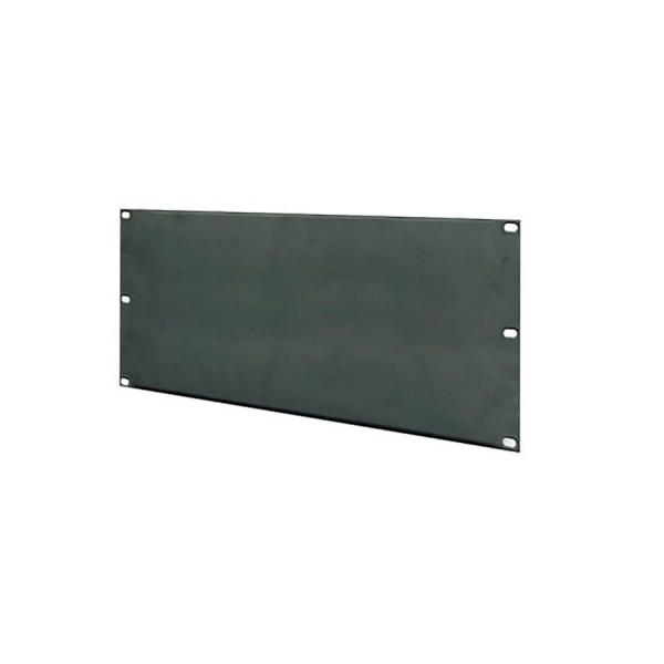Blanking Panel Plain 4U 19″ Black