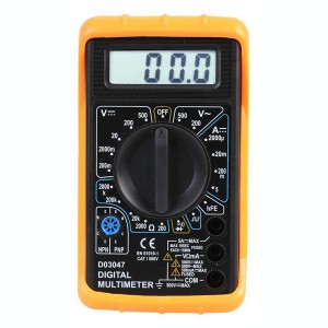 Digital Multimeter 500V AC/DC