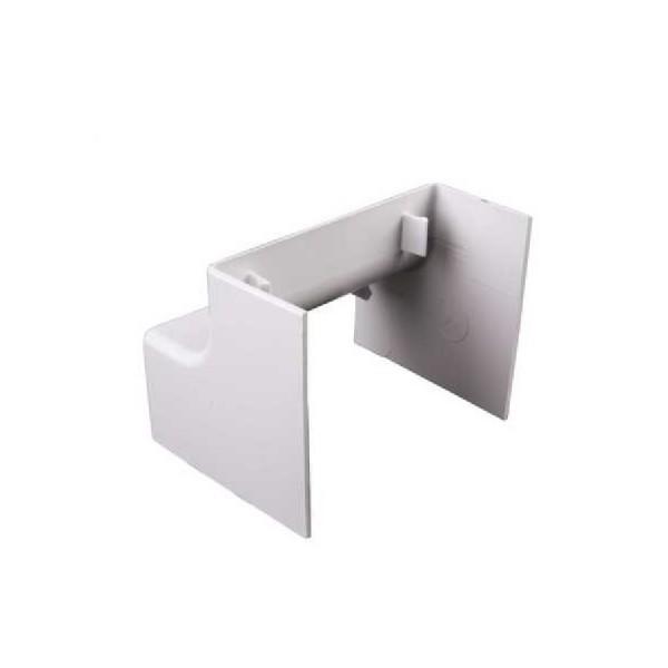 Dado Trunking Consort (105) Internal Angle White