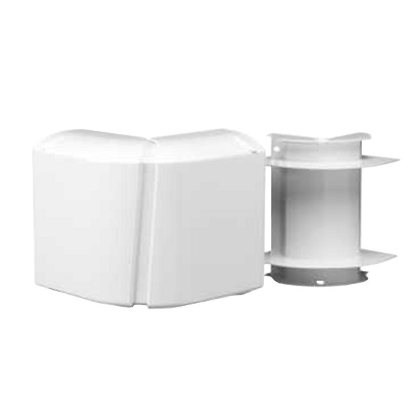 Dado Trunking Ultimate 60 External Angle White