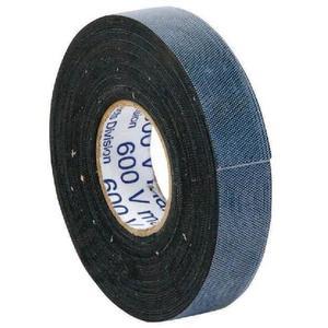 Tape Adhesive Rubber Black (W) 25mm x (L) 5m