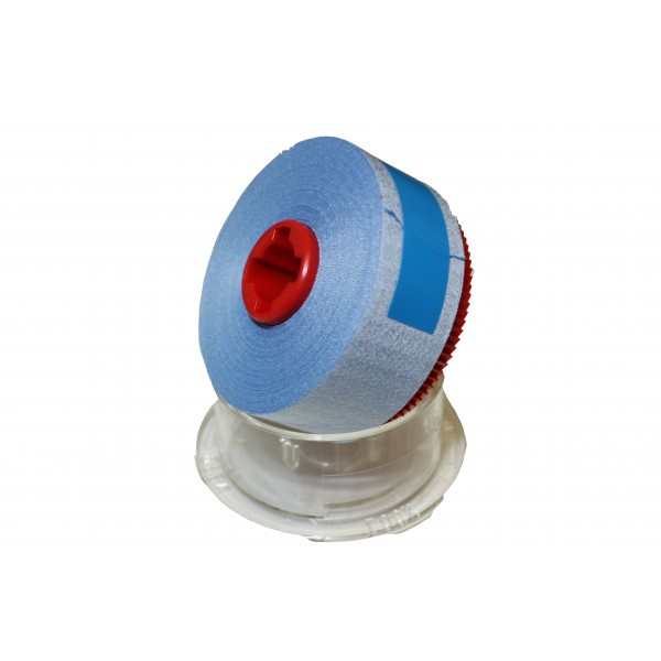 Fibre Cleaner Refill Tape Cletop Type A&B FCC-R Tape Blue