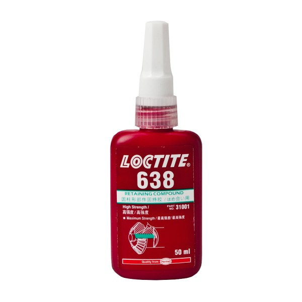 Adhesive Cold Cure 638 Volume 50ml