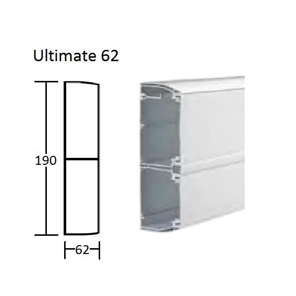 Schneider Ultimate 62 Dado Trunking