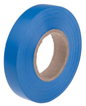 Tape PVC Blue 19mm x 20m
