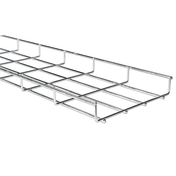 Basket Tray BZP AM35*100 (W) 100mm x (D) 35mm x (L) 3m