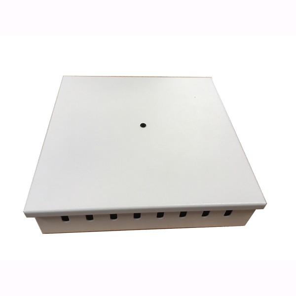 Fibre Optic Breakout Box Tamper Proof 12 Way MM SC Duplex