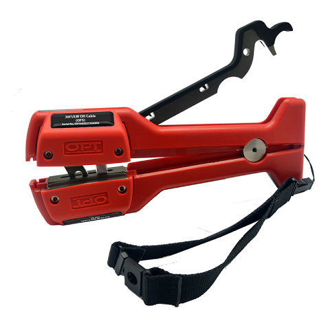 Fibre Optic Overhead Cable Strippers