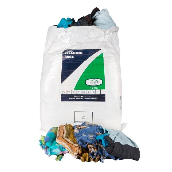 Cleaning Rags Silk Free Weight 10kg