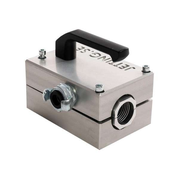 Y-Block for Blowing 2nd/3rd Cable 32/40mm Duct Weight 3Kg