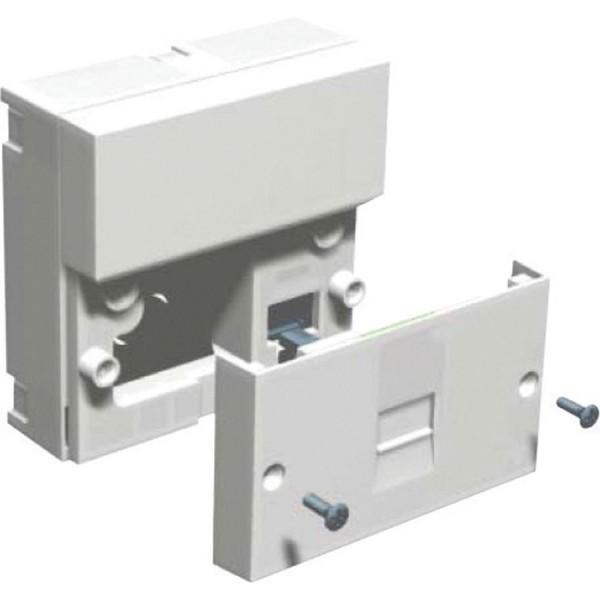 Network Termination Unit NTE 5A Master Screw/IDC White