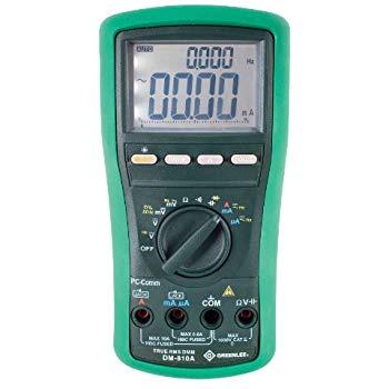 Digital Multimeter DM810-A True RMS 1000V AC/DC 0-60 MOhm