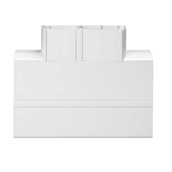 Dado Trunking Ultimate 62 Flat Tee (Up) White