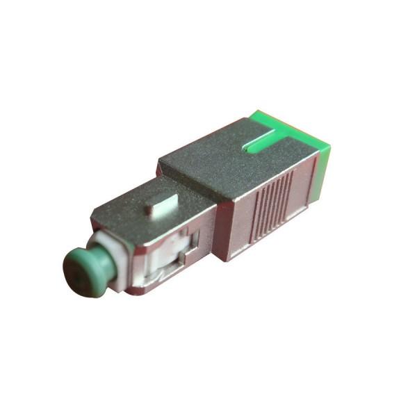 Fibre Attenuator SC/APC Single Mode 8dB