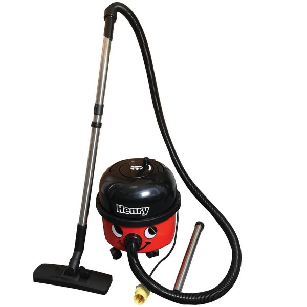 Henry Vacuum Cleaner Industrial Red Rating 110V