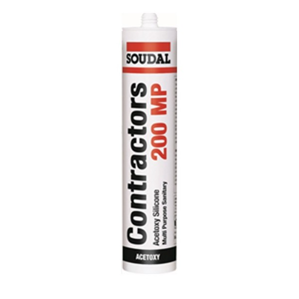 Silicone Sealant White Volume 280ml