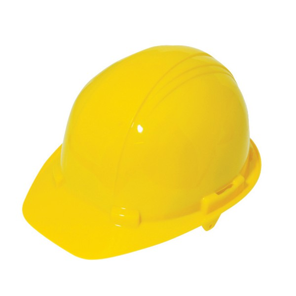 Premium Safety Hard Hat Conforms to EN397 Yellow