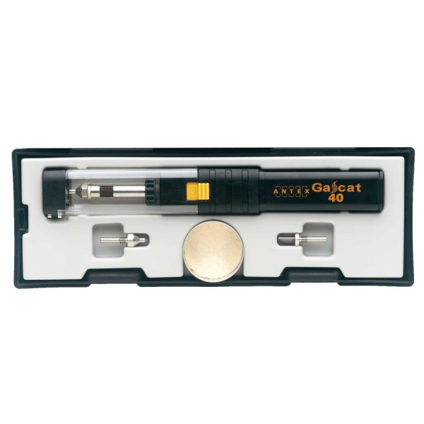 Gas Soldering Iron Kit Gascat 40 40W