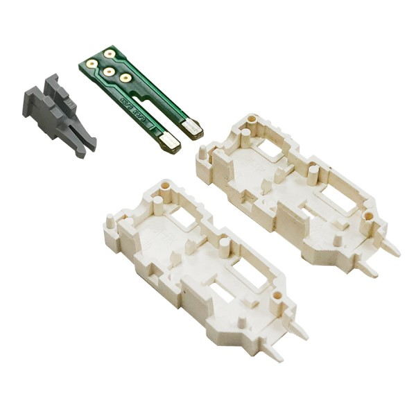 Plug Set 440A 4 Pole White